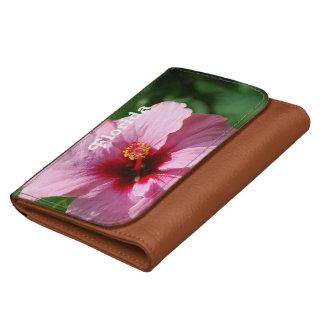 Florida Hibiscus Wallet For Women