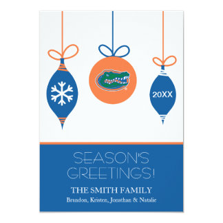 Florida Holiday Card
