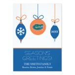 Florida Holiday Card Personalized Announcement