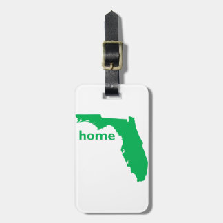 Florida Home Bag Tag
