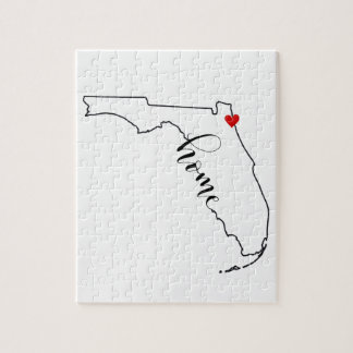 Florida Home Jacksonville Puzzle
