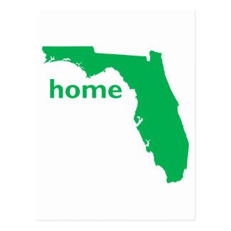 Florida Home Postcard