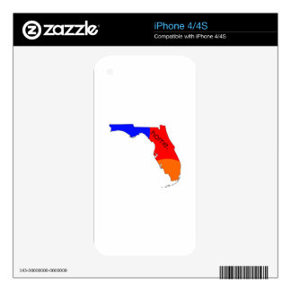 Florida Home Skin For iPhone 4