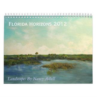 Florida Horizons 2012 Calendar