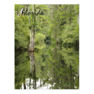 Florida inland water postcards