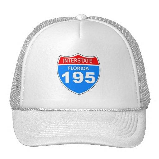 Florida Interstate 195 Hat