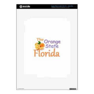 FLORIDA iPad 3 DECAL