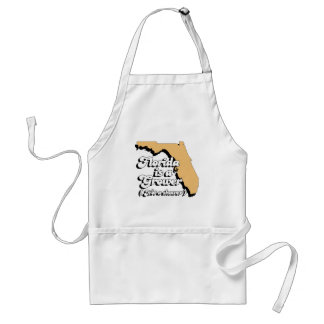 Florida is a Grower Not a Shower Apron