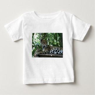 Florida Jaguar looking back lying down Baby T-Shirt