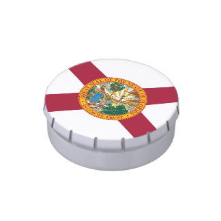 Florida Jelly Belly Candy Tins