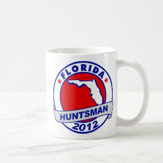 Florida Jon Huntsman Classic White Coffee Mug