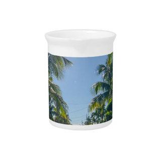 Florida Keys Beverage Pitcher