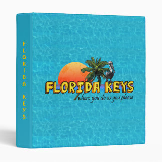 Florida Keys Binder