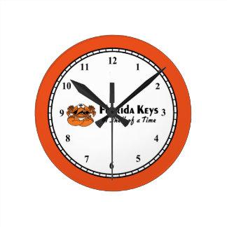 Florida Keys Clock