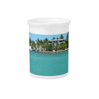Florida Keys Drink Pitcher