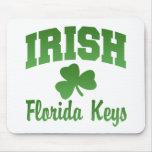 Florida Keys Irish Mousepad