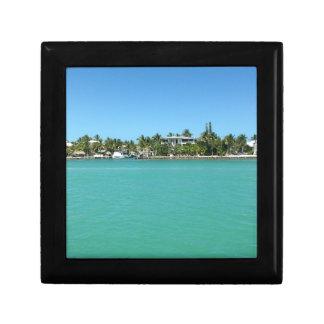 Florida Keys Jewelry Box