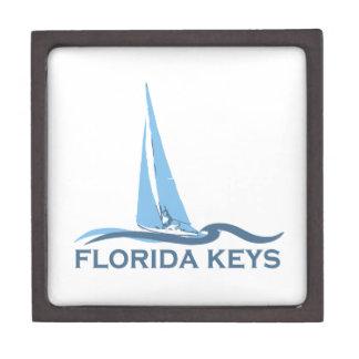Florida Keys. Keepsake Box