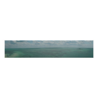Florida Keys Panoramic 1 Poster