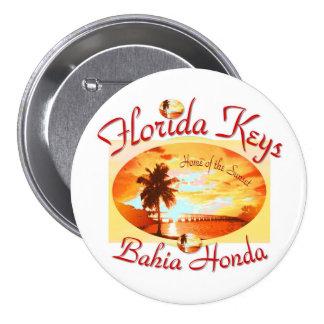 Florida Keys Pinback Button