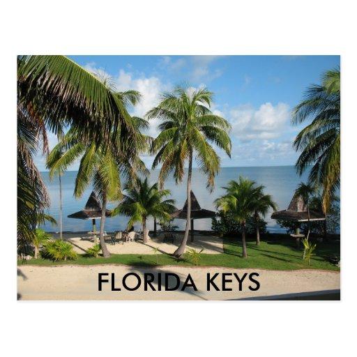 Florida Keys Postcard