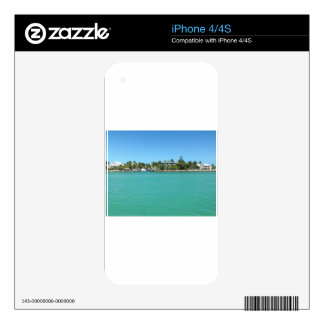 Florida Keys Skin For The iPhone 4S