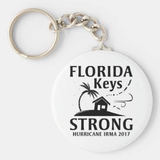 Florida Keys Strong Keychain