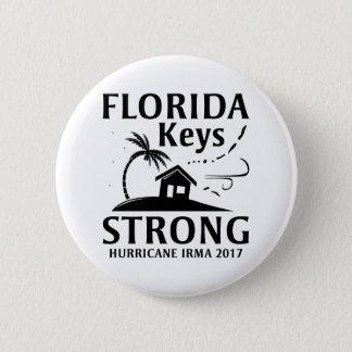 Florida Keys Strong Pinback Button