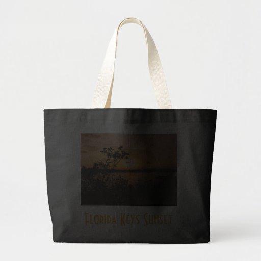 Florida Keys Sunset Bags