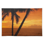 Florida Keys Sunset Cloth Placemat
