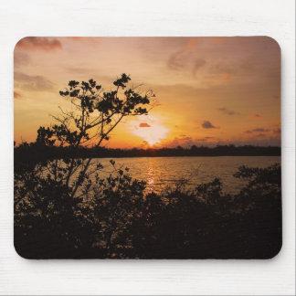 Florida Keys Sunset Mouse Pad