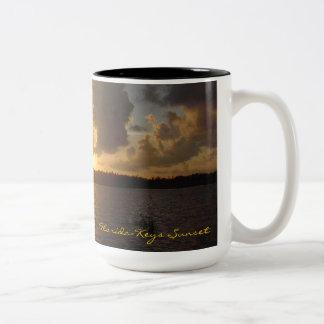 Florida-Keys Sunset Mug