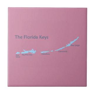 Florida Keys. Tile