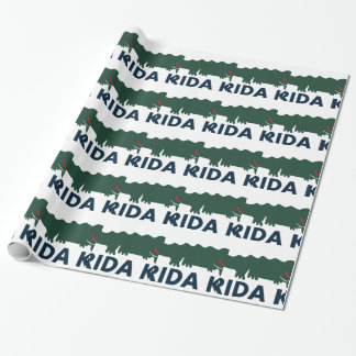 Florida Keys. Wrapping Paper