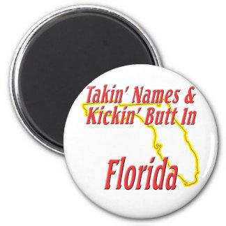 Florida - Kickin' Butt Magnet