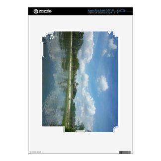 Florida lagoon  I - Pad Skin Skins For iPad 3