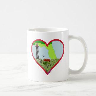 florida lighthouses coffee mugs