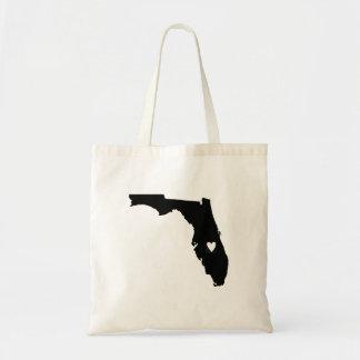 Florida Love Tote Bag
