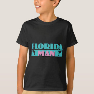 Florida_man4-04 T-Shirt
