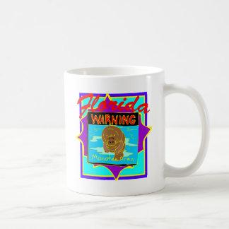 Florida Manatee Area #0011 Coffee Mug