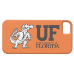 Florida Mascot Albert - Black & White iPhone 5 Cases