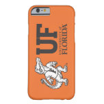 Florida Mascot Albert - Black & White Barely There iPhone 6 Case