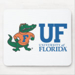 Florida Mascot Albert With Hat - Color Mouse Pad