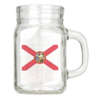 FLORIDA MASON JAR