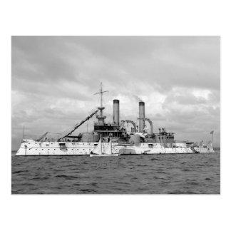 Florida Navy Flotilla, 1903 Postcard