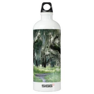 Florida Oak Aluminum Water Bottle