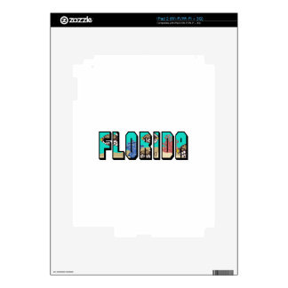 FLORIDA OCEAN SKIN FOR THE iPad 2