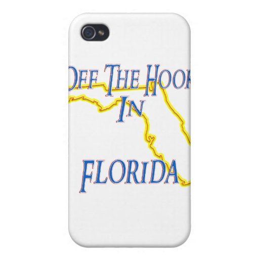 Florida - Off The Hook iPhone 4/4S Cover