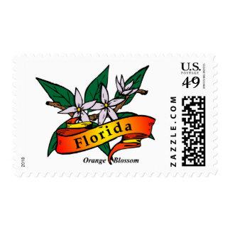 Florida Orange Blossom Postage