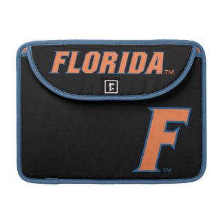Florida - Orange & Blue Sleeve For MacBooks